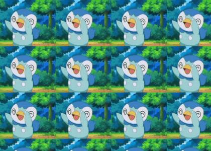 Piplup raves