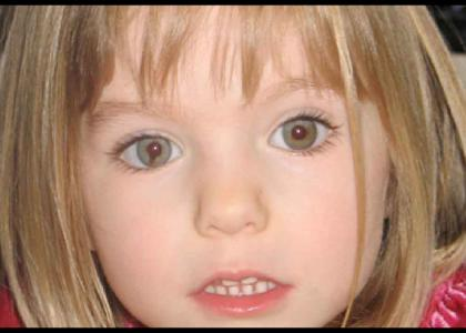 Madeleine McCann... Stares into your soul