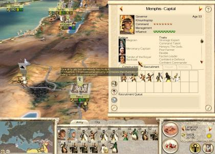 Rome: Total War Hey Dude
