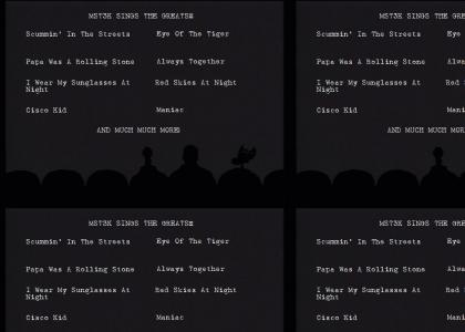 MST3K Sings The Greats! Vol. 1
