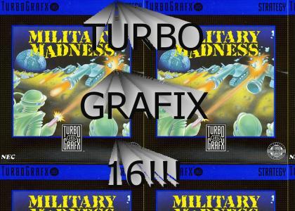 Viva Los Military Madness!