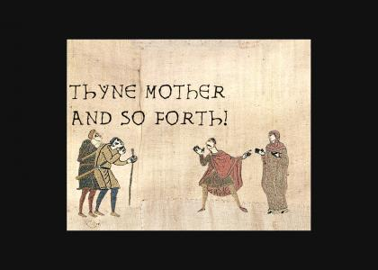Medieval Din Mamma