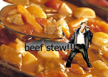 PTKFGS: beef stew - STEW ARMY