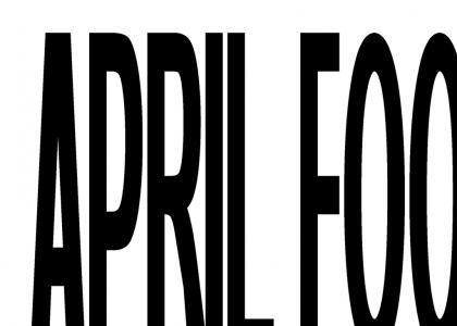 April Fool's site