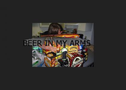 beer in my arms - depeche mode