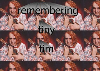 remembering tiny tim