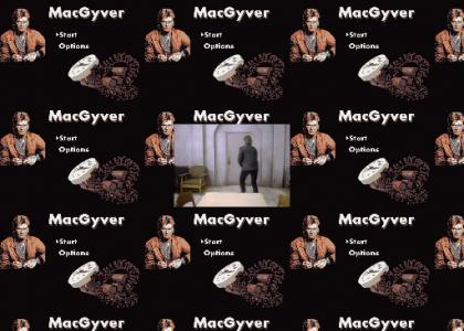 MacGyver for NES