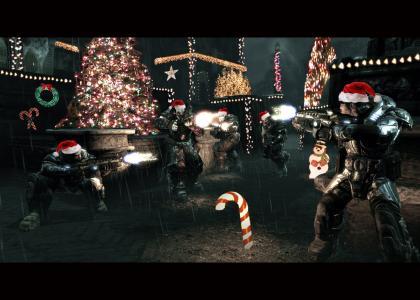 Gears of Christmas