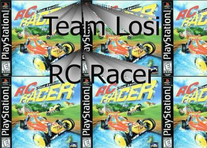 Team Losi RC Racer