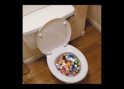 Max's Toilet