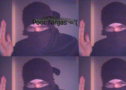 n00b fails at being a ninja