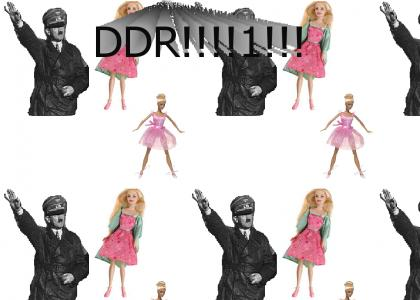 Hitler Dance with Barbie
