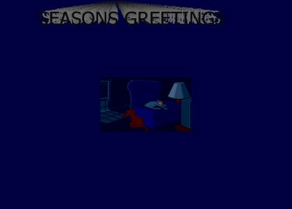 Seasons Greetings from Atari