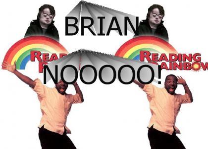 Brian Peppers Stalks Geordi!