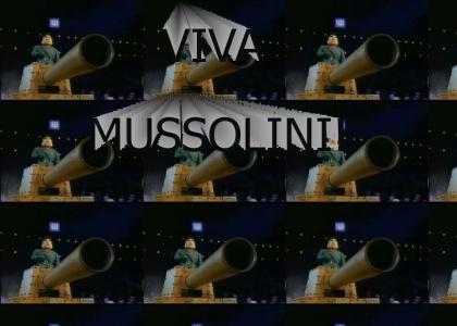 Viva Mussolini!