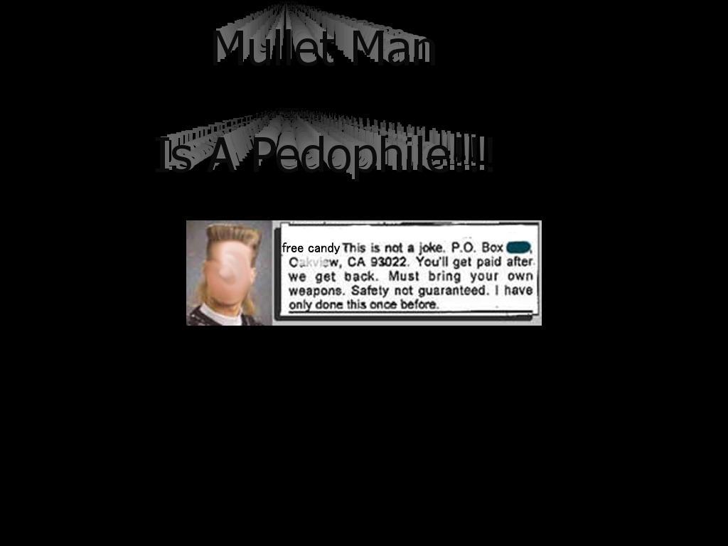 mulletmanpedo