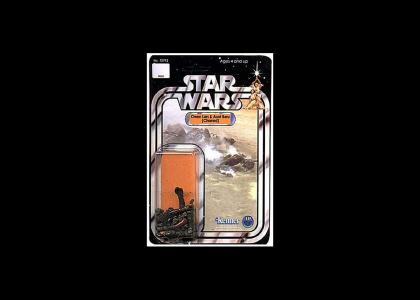 Unreleased Star Wars Action Figures