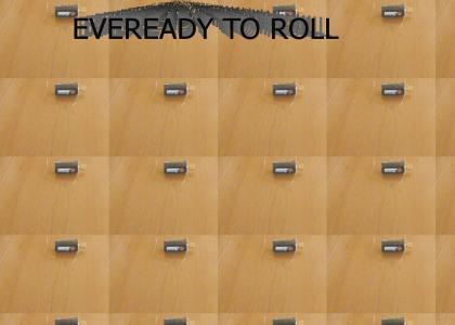 Epic Battery Roll Maneuver
