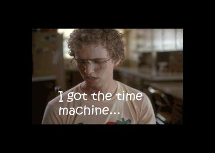 Safety Not Guaranteed for Napolean Dynamite