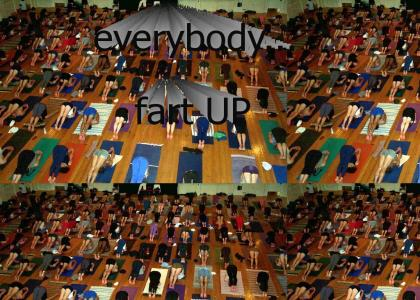 everybody fart up