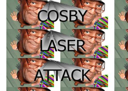 COSBY LASER!