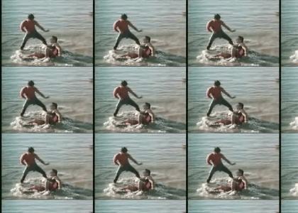 Surf Nazis Have Unlimited Lives