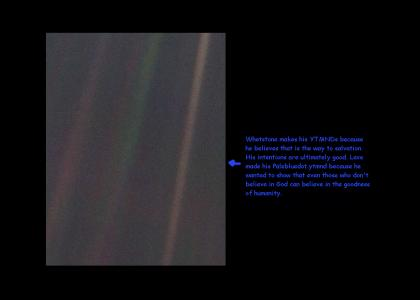 The unfunny truth about palebluedot