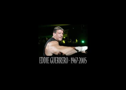Ten Bell Salute For Eddie Guerrero
