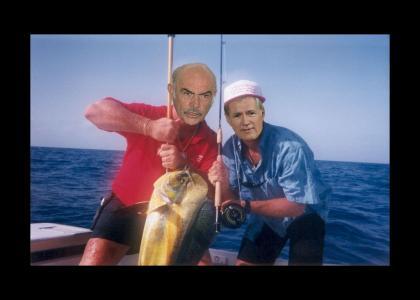Sean & Alex go fishing