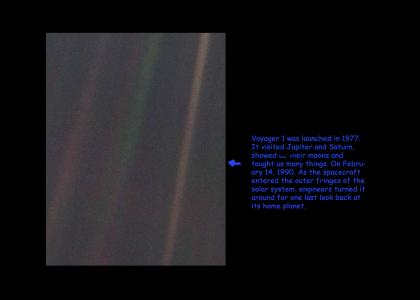 Pale Blue Dot (a believers view-tiny update)