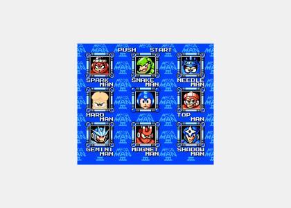 Mega Man Villan Updated