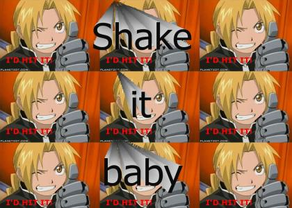 FMA: Ed would hit it