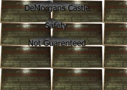 DMC - Safety not Guarenteed