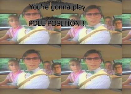 Pole position!!!!!!