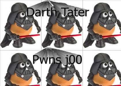 Darth Tater!!!