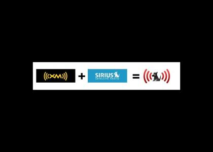 XM and Sirius Merge!!!