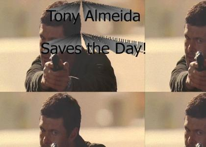 Tony Almeida Saves the Day!
