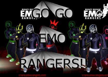 EMO RANGERS!!!