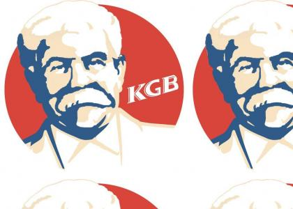 KFC: Secret Communist Plot