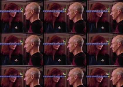 Mario hates Picard
