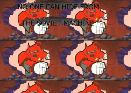 Super Communist Robot