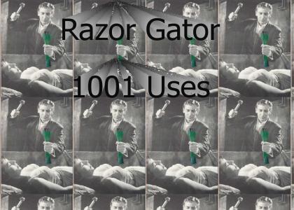Razor Gator does it all