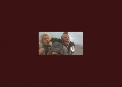 Mad Max meets Wez