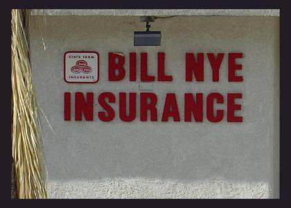 Like a good neighbor, Bill Nye is there