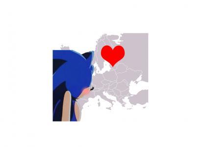 Sonic loves europe