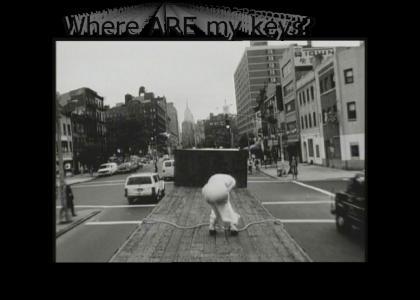 Bjork lost something