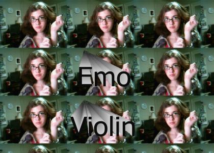 emo violin