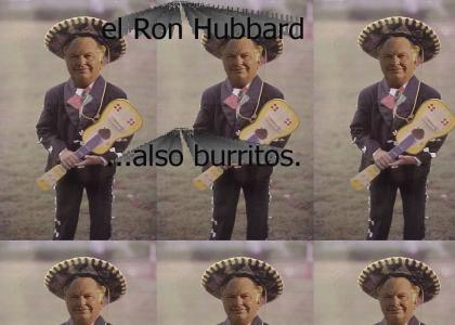 el Ron Hubbard