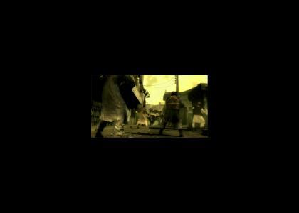 Can't Break Metal Gear's Stride [NEW IMAGE + SOUND]