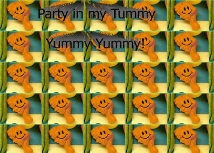 Party in My Tummy!